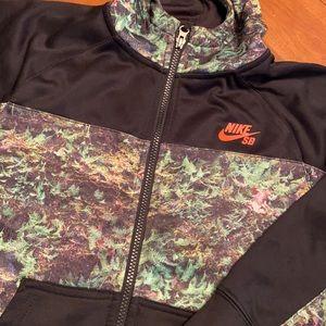 Nike SB boys hooded sweatshirt size medium